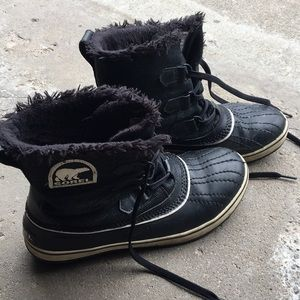 Winter Sorels